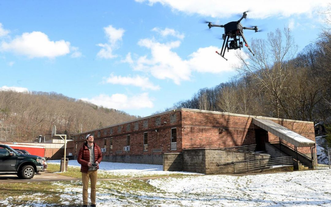 Sky is the limit in drone opportunities