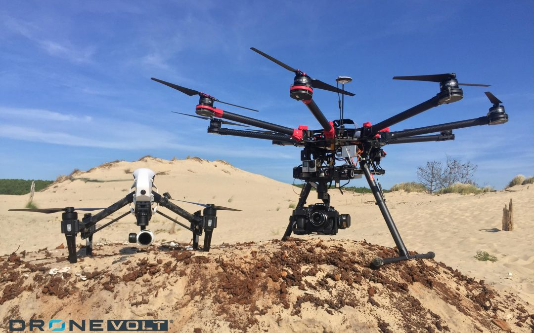 "Three DRONE VOLT solutions have obtained the ""Large events including the 2024 Paris Olympic Games"" label from the Security Industries section Strategic Committee"