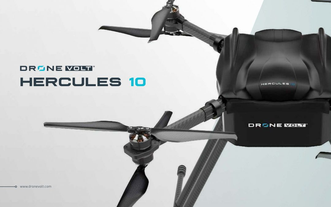 DroneVolt Partners with Robotic Skies, Metatron Unmanned Solutions