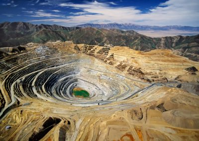 Kennecotts Bingham Canyon Mine